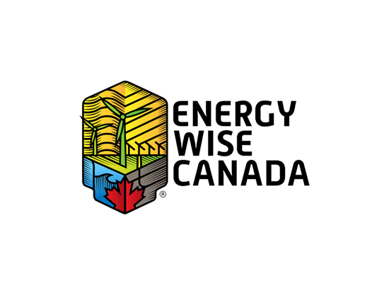 energy wise canada logo design png